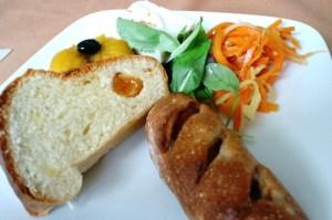 プティットタルティーヌのパン