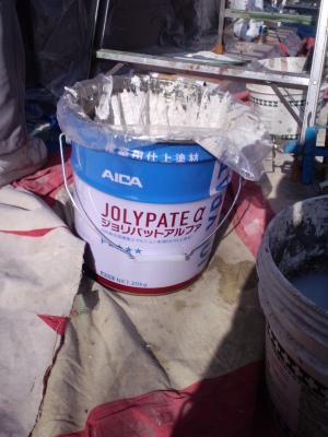 内外装合成樹脂エマルション系薄付け仕上げ塗材